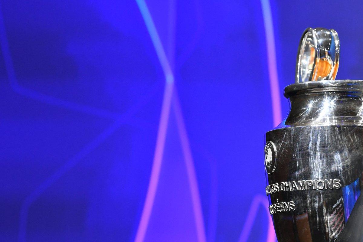 📆 𝐀𝐆𝐄𝐍𝐃𝐀 𝐃𝐄 𝐋𝐀 𝐒𝐄𝐌𝐀𝐍𝐀 😍  🔹 Martes: Play-offs, vueltas  🔹 Miércoles: Play-offs, vueltas 🔹 Jueves: sorteo fase de grupos 🔹 Jueves: anuncio de los ganadores de los #UEFAawards  #UCL https://t.co/t77bYkm1tN