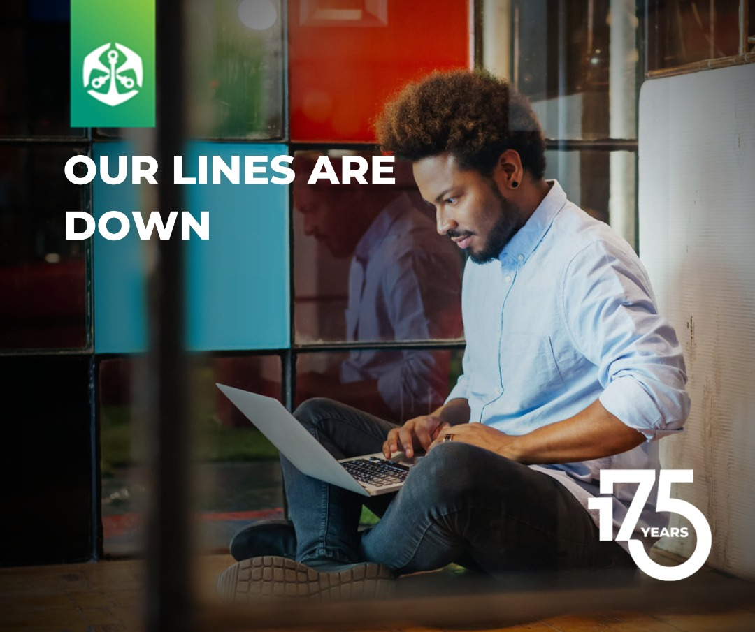 Our Contact Centre lines are down. To contact us, please make use of our Twitter DM.  Alternatively, you may send us an email contactus@oldmutual.co.zw or Call our General line 0242308400  We are working to restore normal service & sincerely apologise for any inconvenience caused https://t.co/gsLAq3WiGC