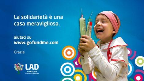 Raccolta fondi su GoFundMe per WonderLad, la 'casa abbraccio' per i piccoli pazienti oncologici - https://t.co/e1vOIDj6TJ #blogsicilianotizie