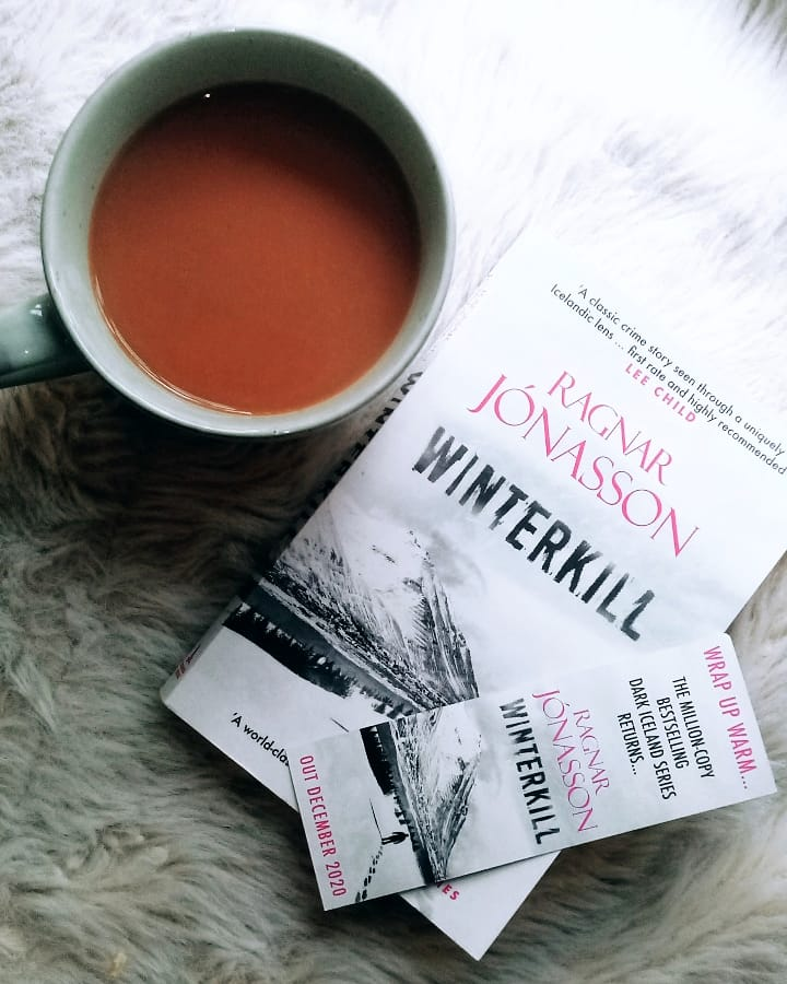 #BookPost and I've ALREADY read it! It's the new slice of #IcelandNoir from @ragnarjo, #Winterkill. Available in hardback exclusively from @ColesBooks in December. You're going to love it!  Thankyou again @OrendaBooks for this #Gifted copy! You'd better wrap up warm for this one! https://t.co/dJnyl4Fclh