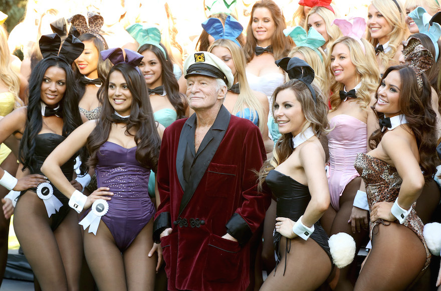 Hugh Hefner Created A Magazine That Was Decades Ahead Of Its Time