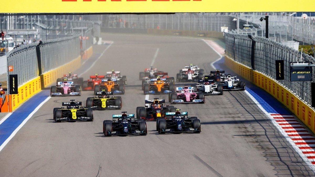 #F1 | Cronología de una sanción fantasma a Hamilton: ¿Influyó Mercedes a la FIA?  ➡️ https://t.co/pi8kUd8wC3  #Fórmula1 #F12020 #RussianGP #Wolff #Masi @FIA @LewisHamilton @MercedesAMGF1 https://t.co/adrjPvmoar