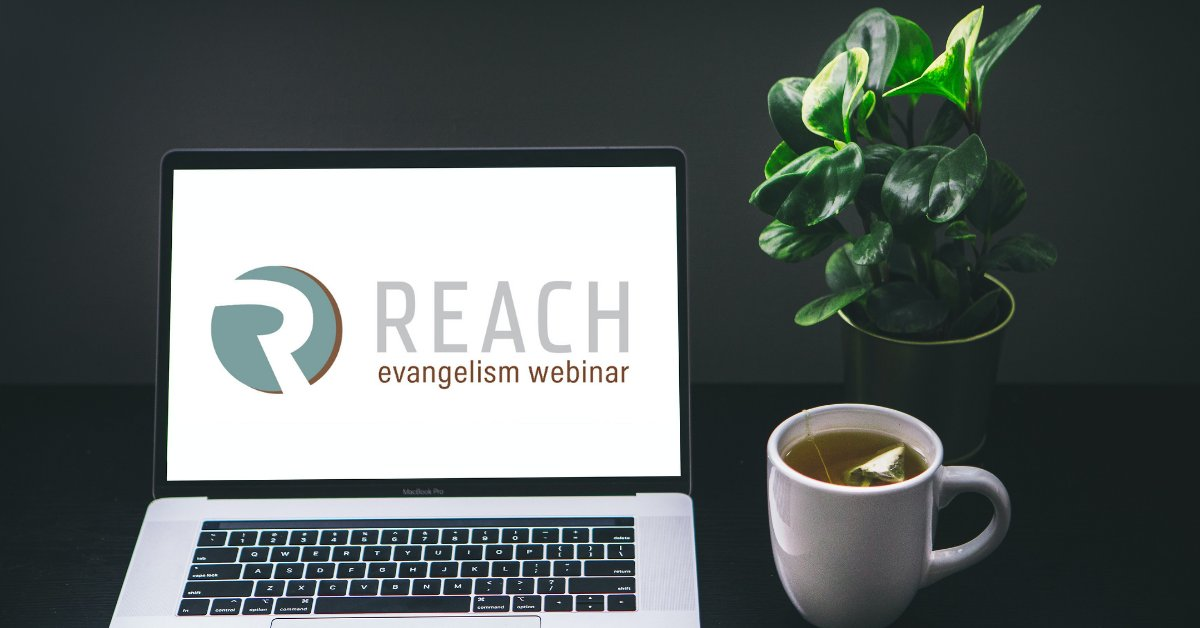 Have you signed up for our REACH Evangelism Webinar yet? Learn more about this event featuring Chuck Lawless and sign up today at ow.ly/P0i750BBIdJ.