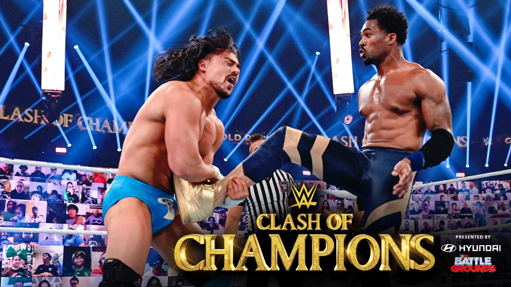 The #StreetProfits are still #WWERaw Tag Team Champions, but not without some controversy after their victory over @AndradeCienWWE & @AngelGarzaWwe at #WWEClash. ➡️ https://t.co/HmEegpMdn3 https://t.co/6GR9XnraHh