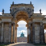 Image for the Tweet beginning: Park #Sanssousi in #Potsdam. We