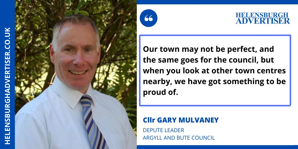 🗣️ This weeks councillor column, from Cllr Gary Mulvaney, on why Helensburghs new waterfront leisure centre is the final piece of a multi-million-pound jigsaw to regenerate the town. Read more: helensburghadvertiser.co.uk/news/18753033.…