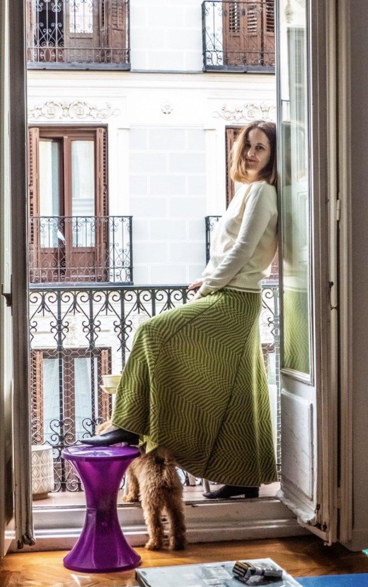 Arte, moda y punto. Así es la etiqueta que firma los vestidos favoritos de @eusilva o @MariaZuritaB, Clea Stuart ♻️❤️♻️  https://t.co/cpuWrJNMua  #cleastuart #marcasespañolas #modaespañola #sustainablefashion #eugeniasilva #adicticapp #shopping #compras #modasostenible https://t.co/oSUXJHI7Yr