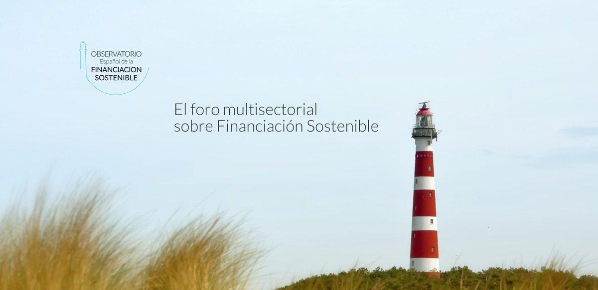 #SabadellCompromisoSostenible | @BancoSabadell se incorpora al Observatorio Español de la Financiación Sostenible - #OFISO https://t.co/bglqK3pDLy #EstarDondeEstés https://t.co/hVAfjlQHNY