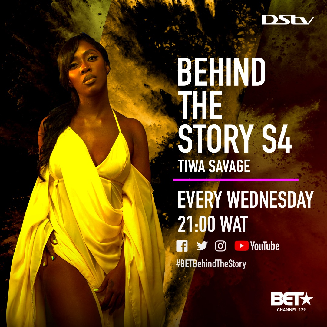 This week on #BehindthestoryBET @PearlThusi sits down with singer, songwriter, and actress, @TiwaSavage. Get the full story this Wednesday at 22:00 CAT.🎬 #BETAfricaOriginal https://t.co/tmIveE6UkB
