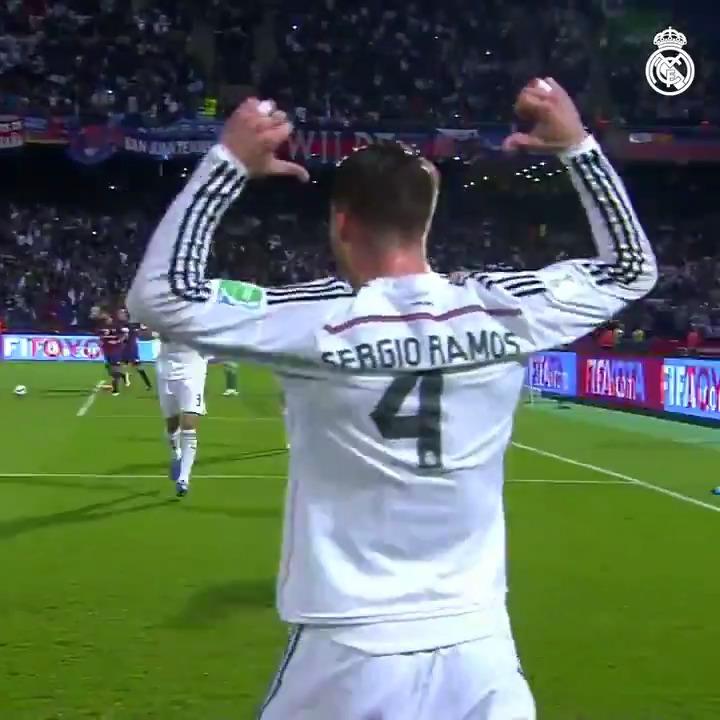 2️⃣0️⃣0️⃣5️⃣ - 2️⃣0️⃣2️⃣0️⃣ 🎯 @SergioRamos a marqué lors de ses 16 saisons comme Madridista!  ⚽ 98 buts au total #RealFootball   #HalaMadrid https://t.co/4Lugp1Fae9