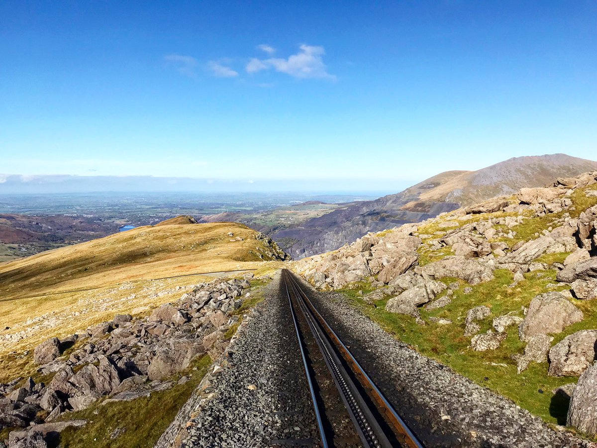 test Twitter Media - The journey to Clogwyn 😍  Our last operational day will be Sunday 1st November 2020. For updated service information, details of how we're operating safely & to book visit https://t.co/2qqgztfg9y  #Snowdon #Snowdonia #NorthWales https://t.co/So7TWlObSt
