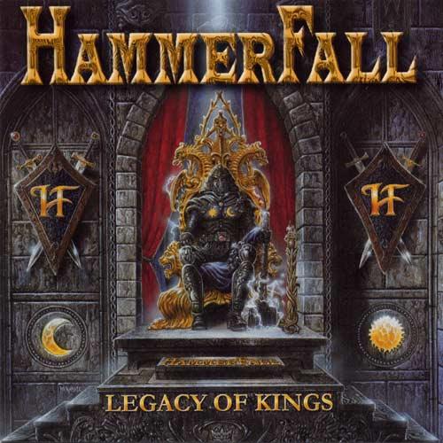 """Esattamente 22 anni fa, gli HammerFall pubblicavano il loro secondo album in studio, un album che avrebbe ribaltato le sorti del Power Metal: """"Legacy of Kings""""!   #Metal #HeavyMetal #PowerMetal #HammerFall #OnThisDay #28Settembre #MetalAnniversary https://t.co/yyedClBdWx"""