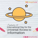 Image for the Tweet beginning: Happy International Day for Universal