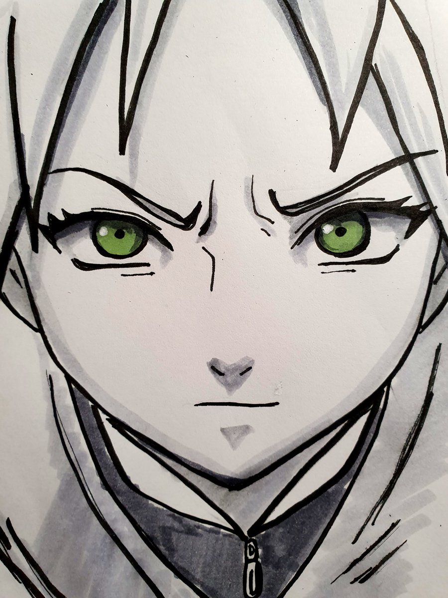 Lesson planning for tomorrow's lesson 2nd character Sakura Naruto  #art #adelaide #southaustralia #australia #postcode5158 #privateartlesson #privatetutor #kidsartsession #artislife #hallettcovebeach #supportlocal #adelaideartist #doodle #ink #illustration #naruto #sakura https://t.co/h2YGicmRSK
