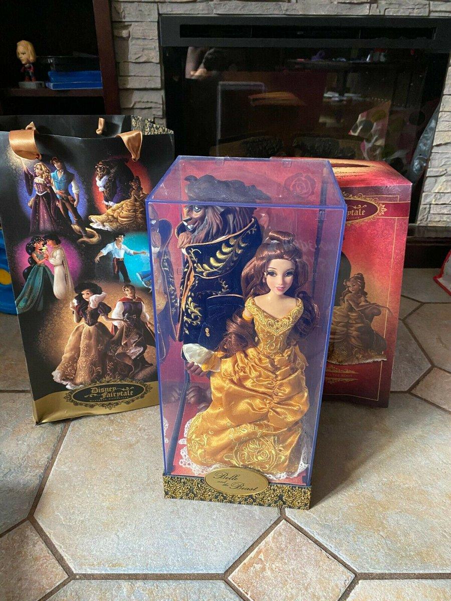 #Disney Beauty And The Beast Belle Fairytale #LimitedEdition le designer Doll #eBay 🔗 https://t.co/U2hKO6xUKv https://t.co/5pcjaP9eAh