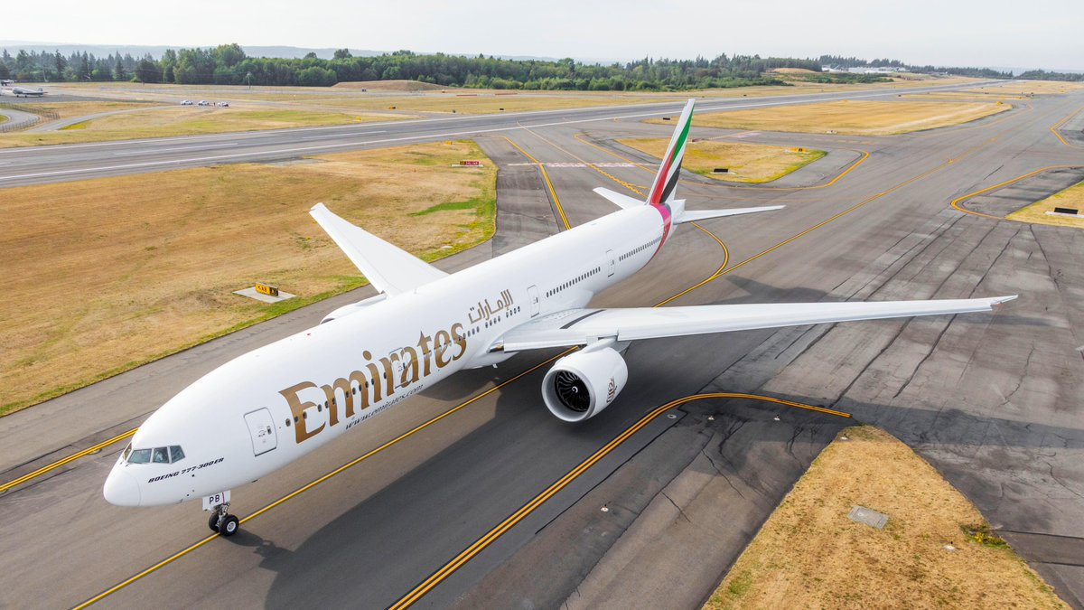Emirates will return to Entebbe on 1 October and Muscat on 2 October, expanding its passenger destination network to 94 cities. @DXB https://t.co/qU9S8exJhY   #FlyEmiratesFlyBetter #Above_The_Clouds https://t.co/6kGgtQltEa