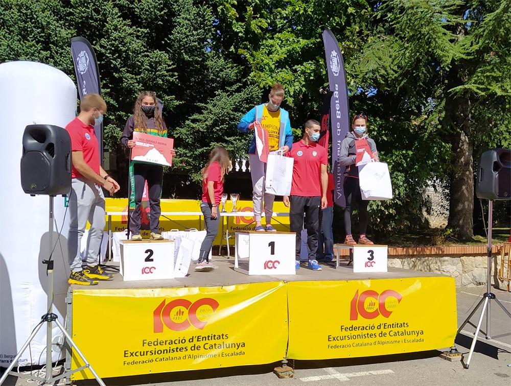 Aroa Berenguel, subcampiona de Catalunya de Curses de Muntanya!   🌎 https://t.co/vCgWLJiDxK  @farmaciaOrigen   🖤 #trail #trailrunnig #run  💚 #atCerdanyola #latribu #cdvEsports #cerdanyola https://t.co/RPcurjdhMI