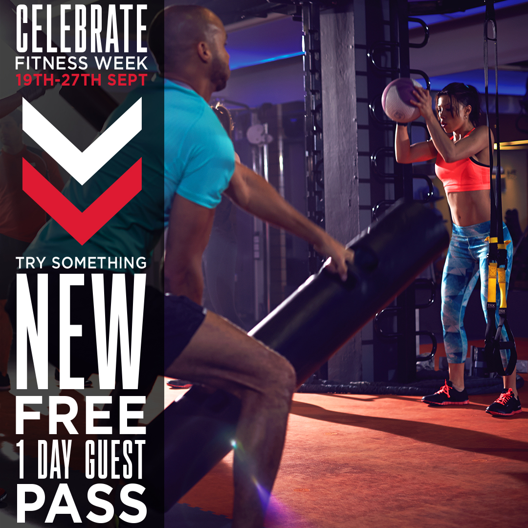 Celebrate fitness week, try something NEW…FREE 1 day guest pass  visit: https://t.co/AgPm8KShCA https://t.co/X395TQHimH