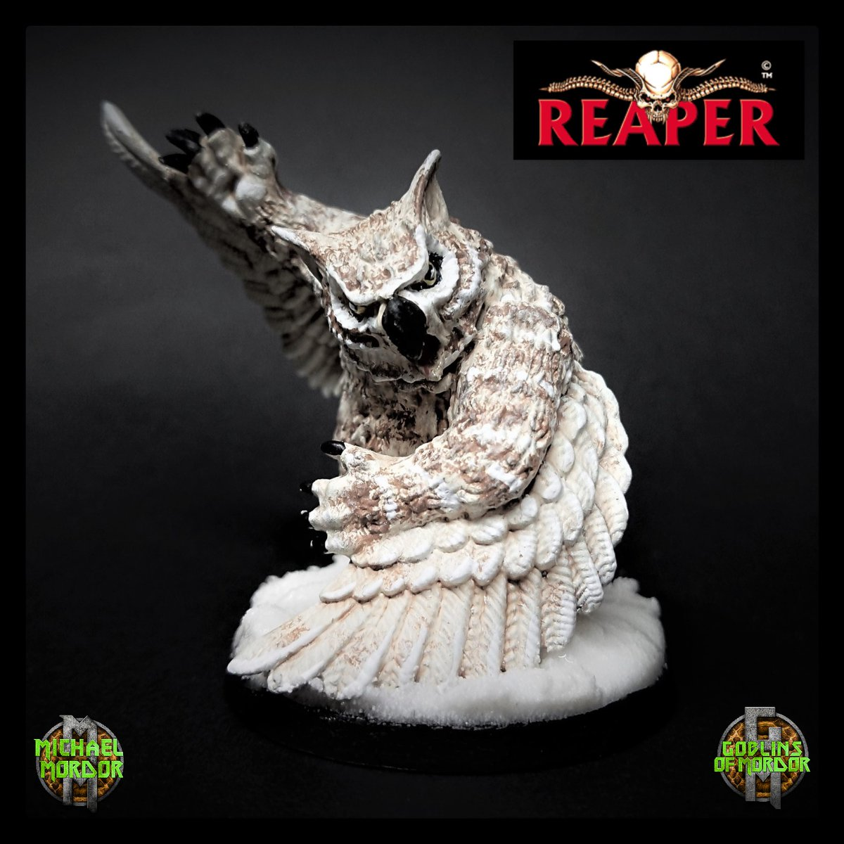 Good Morning Twitter friends. 😍🧙♂️ My YouTube, Every Week new videos from  @reapermini #DnD https://t.co/YowIaCVJXL Plus watch me live on Twitch Tues, Thurs, Sat at 7p.m UK time and Sunday 3p.m  https://t.co/tT7r48amlO https://t.co/Quj2ajo5Uf