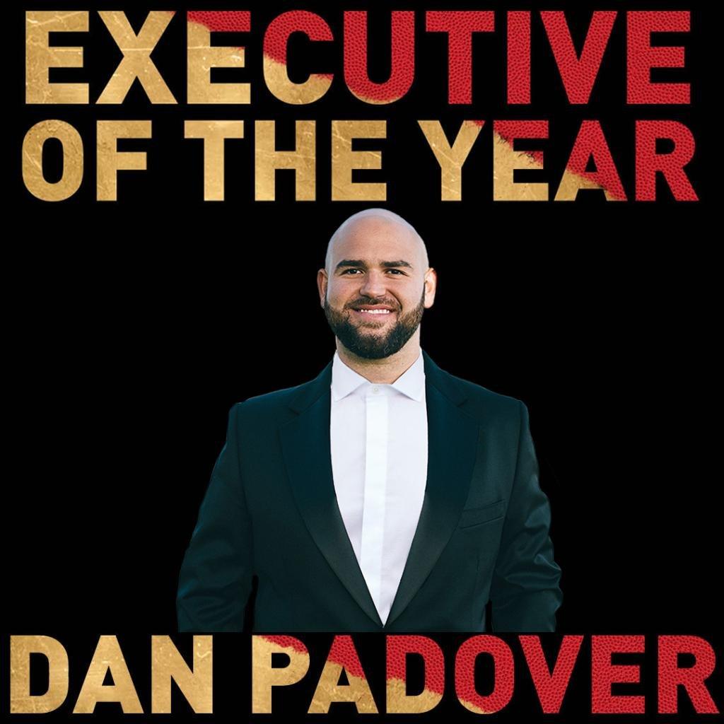 Dan Padover (@LVAces) Named 2020 WNBA Basketball Executive Of The Year #WNBA #ExecutiveOfTheYear #Aces https://t.co/mTCa8Qc8hM https://t.co/8vaqo4pqAk