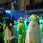 Image for the Tweet beginning: Confirmada la suspensió del Carnaval