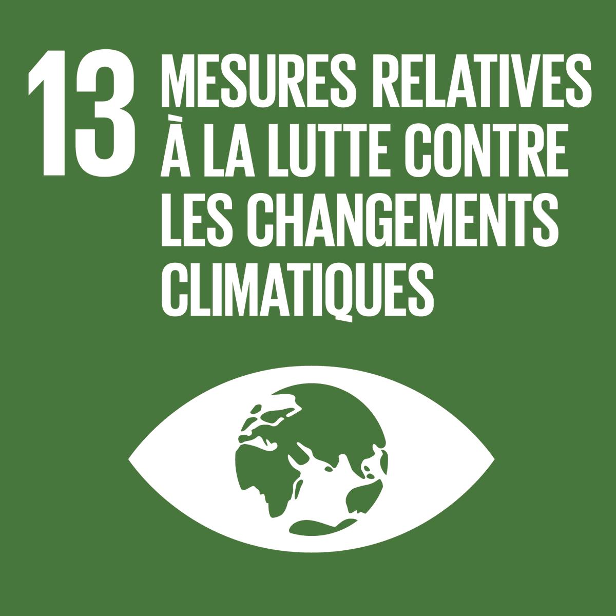 Bonjour le Monde ! L'#ODD du jour est d'une importance capitale et son intitulé se passe de commentaires. #ODD13 : Prendre d'urgence des mesures pour lutter contre les changements climatiques et leurs répercussions.  Là, il ne s'agit plus de rêver, mais d'agir. Vite... #10ToGo https://t.co/Fcj60lDc2E