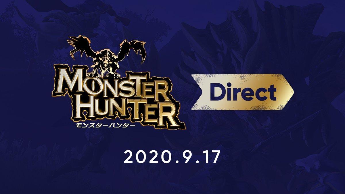 """「モンスターハンター Direct 2020.9.17」公開中!""""翔蟲""""や""""壁走り""""などの数々の新アクション、オトモガルク、新モンスター、カムラの里など、『モンスターハンターライズ』に関する情報をご紹介しています!ぜひご覧ください。視聴はこちら⇒ #モンハンライズ #MHRise"""
