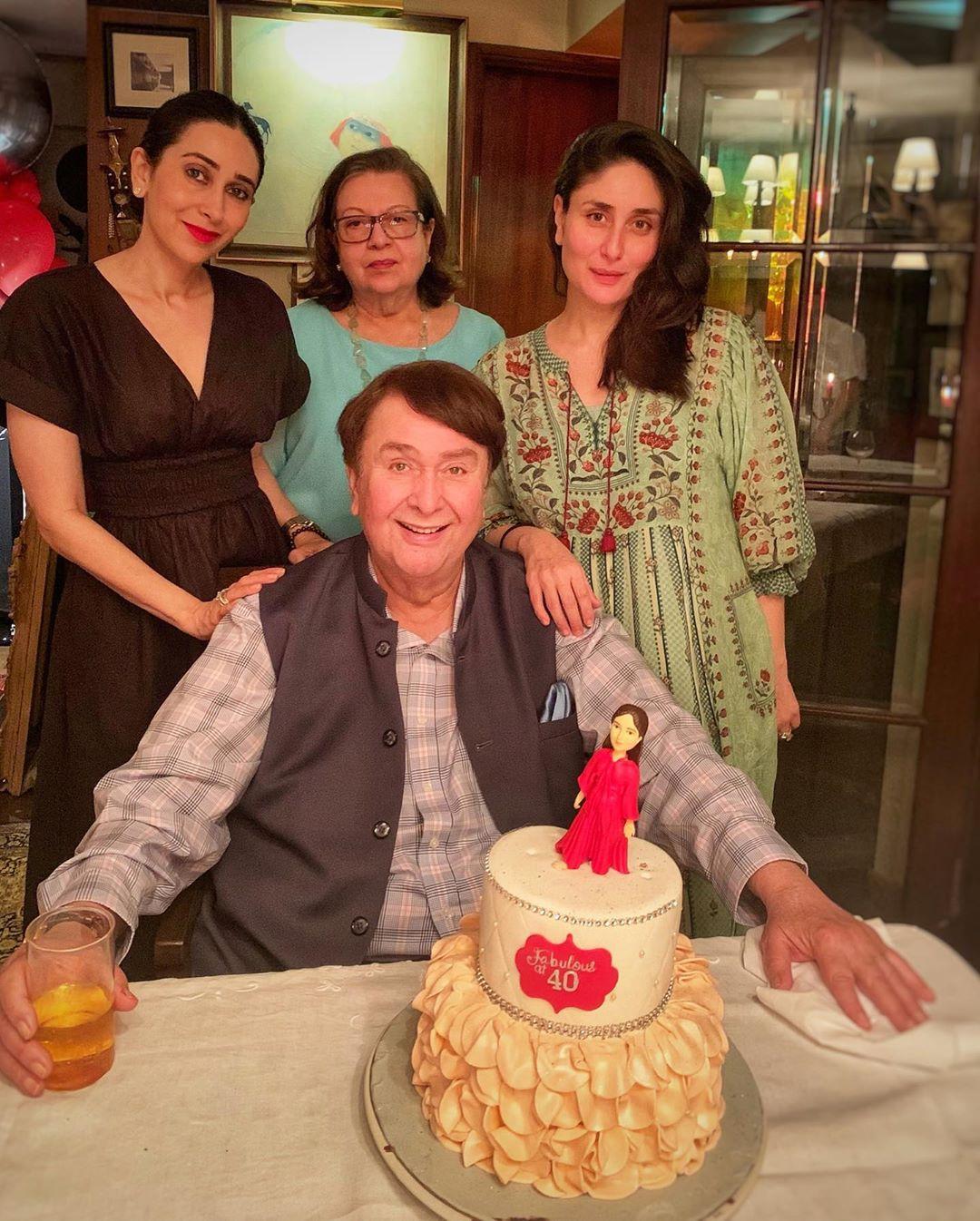 Birthday girl Kareena Kapoor celebrates her 40th birthday - newsdezire