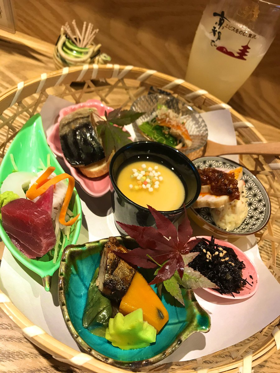 京都で早めのお昼ご飯でした❤️✨最高にいいお店に出逢えた!!!!!Souさんまた絶対伺います!!!驚きのお料理の数々。全部丁寧で愛を感じるおいしさ。ほんとにみんな行って...(※グレープフルーツジュース)