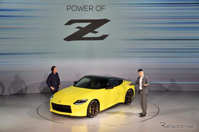 test ツイッターメディア - 【日産 フェアレディZ 次期型】Z32を担当した2人のデザイナーが30年後にやったこと https://t.co/KzRdA3mShC  #新型車 #日産 #フェアレディZ https://t.co/pyvWPRrHJm