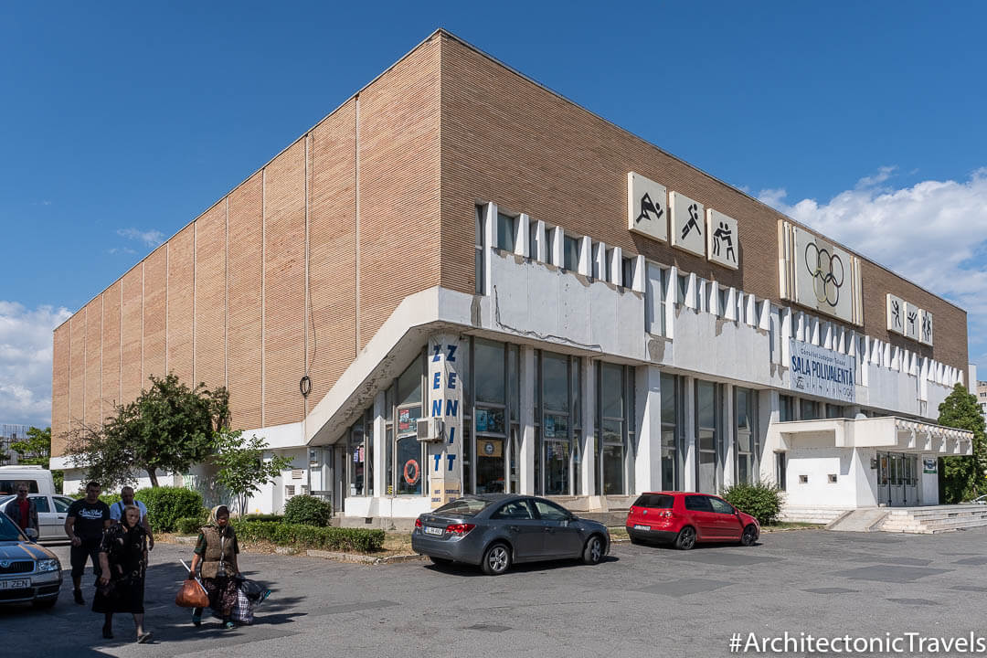 #Photo: Polivalenta Hall in Tulcea, #Romania #travel #socialistarchitecture https://t.co/gWT6lMhMRH via @KathmanduBeyond https://t.co/RG4KHQsrKA