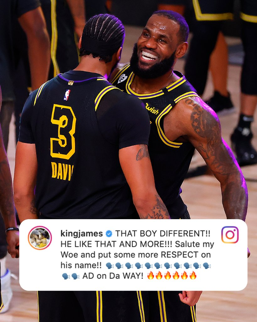 AD's shot had everyone talking 🗣️