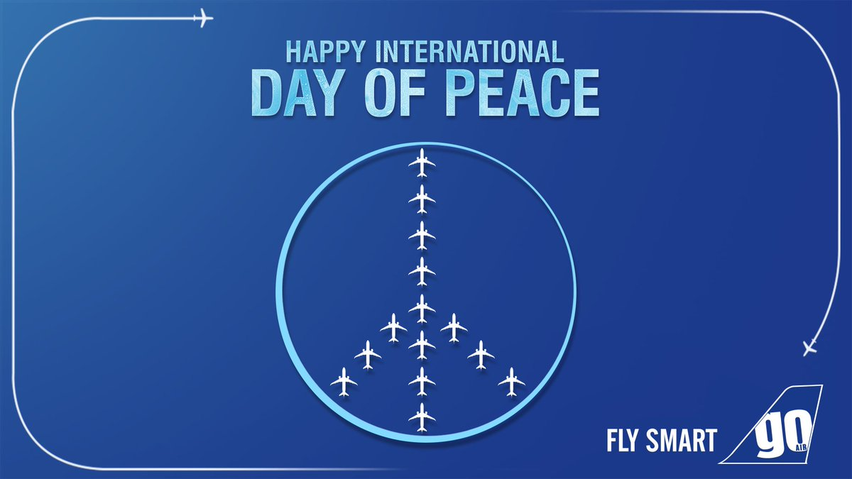 This #InternationalDayOfPeace, pledge to spread peace, love and kindness, wherever you Go! https://t.co/xoPyMoK5pw