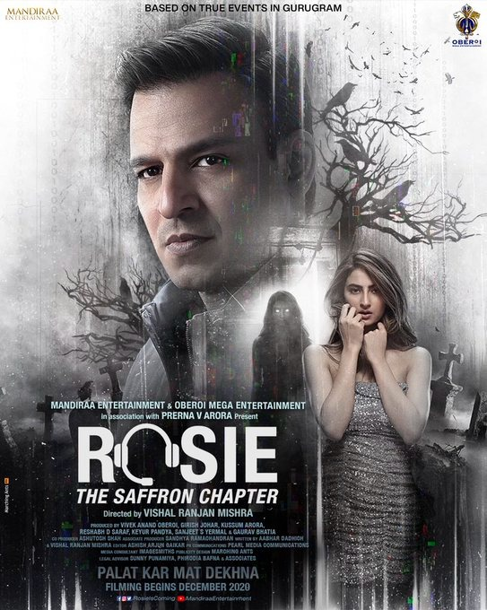 #VivekOberoi Joins The Cast Of #Rosie - #TheSaffronChaper; Shares #MotionPoster Of The Film Featuring #PalakTiwari   https://t.co/maXu2vIqwg https://t.co/XOhHGPf81h