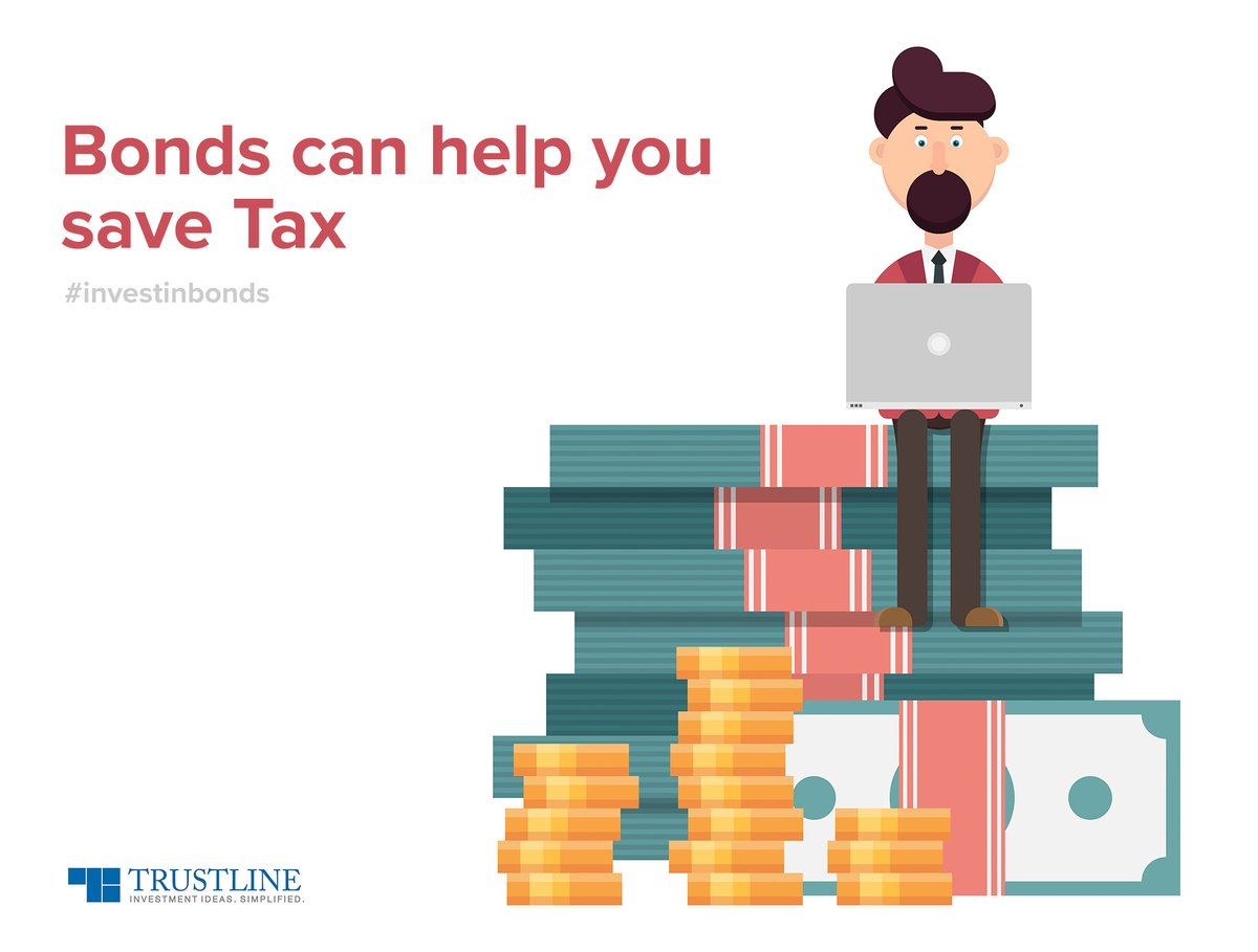 Bonds are one of the smartest investments with smart interest returns and also tax benefits. #investinbonds  https://t.co/14tekd3bbr https://t.co/dRDgiSfR3A