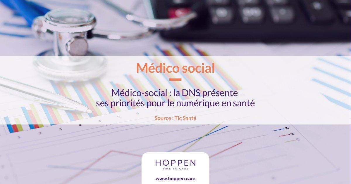 Le #numérique en #santé, priorité 2020 👉🏼 Les 6 principes-clés de la stratégie numérique du secteur #médicosocial https://t.co/Q9VvXunung Le coeur de métier d'#HOPPEN c'est accompagner les #établissementsdesoins & de santé dans leur #transformationdigitale https:/bit.ly/3kzuY0p https://t.co/CHahjNQG8O