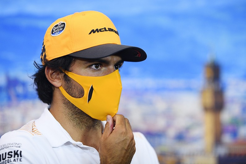 """Sainz """"a little angry"""" about Perez's #F1 situation after Racing Point exit https://t.co/38qnES4a7P #Formula1 https://t.co/50eIr49ui7"""