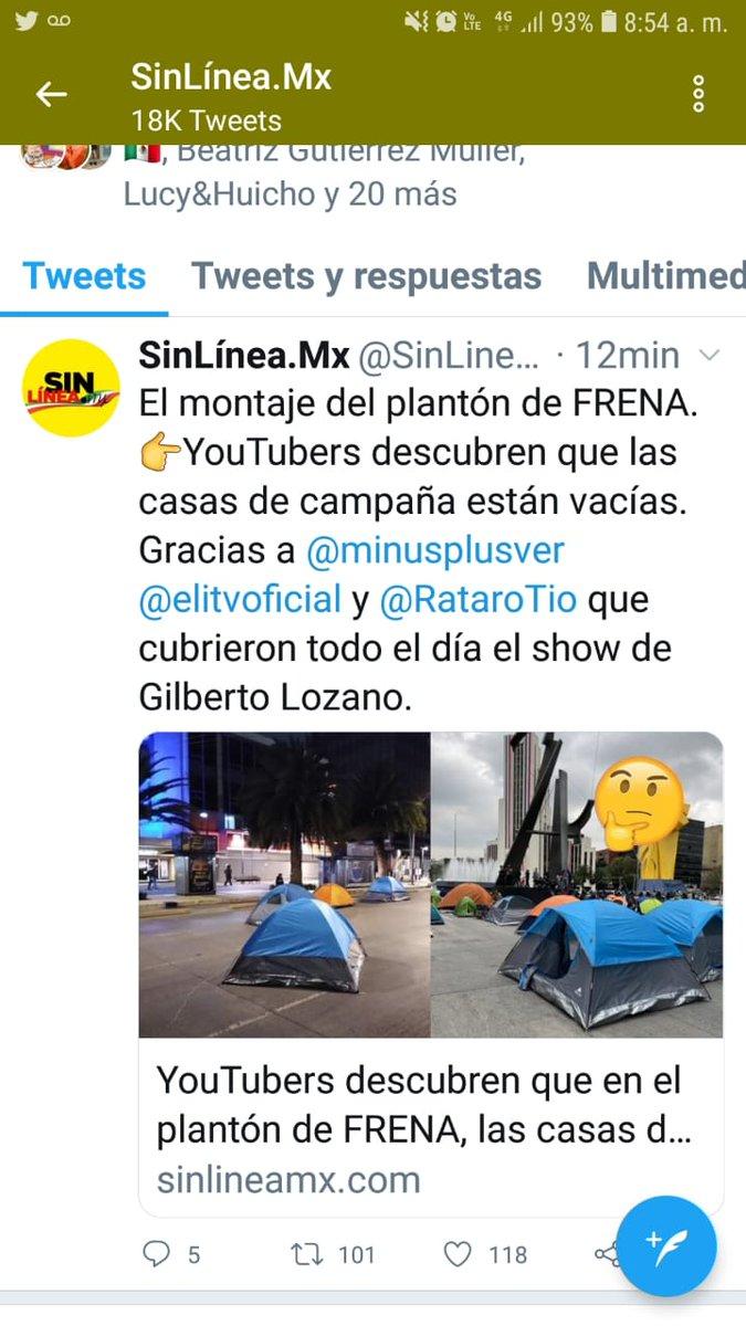 #AsiMexico Esos los de #FRENA no sirven como oposición. #BastaDeImpunidad #Coronavirus #QuedateEnCasa #NoMasCorrupcion https://t.co/t18VzYFTvY
