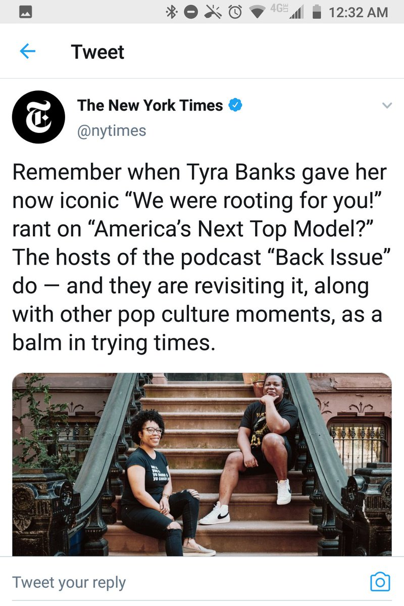 """@nytimes Delete:  you, like your reporter @S_Evangelina, made the error of putting the question mark inside the quotation marks, which is incorrect because """"America's Next Top Model"""" was not called """"America's Next Top Model?"""" https://t.co/JCdMzS12ZN"""