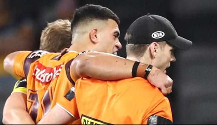 The @brisbanebroncos have confirmed David Fifita will need ankle surgery, meaning he will miss the #Origin series  Casualty Ward: https://t.co/0rIXXuMq7W https://t.co/1w3KuA5qZq