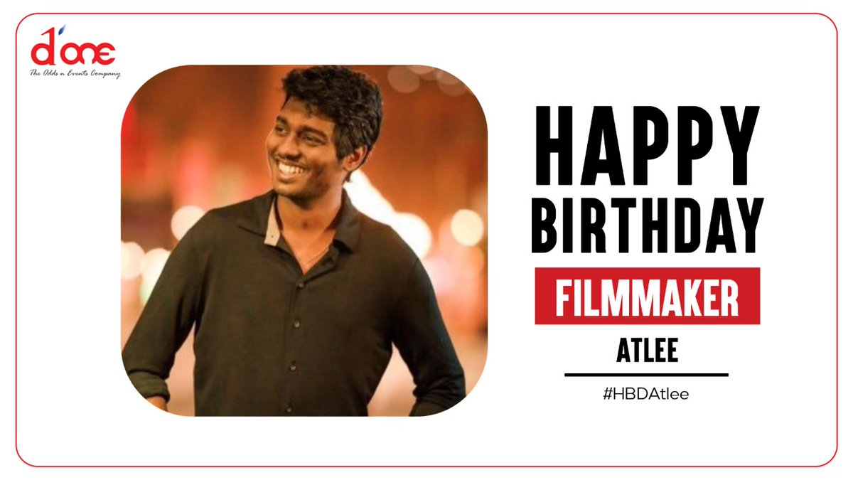 Many more happy returns of the day Dir. Atlee  HBDAtlee @DoneChannel1 @Atlee_dir https://t.co/rkE5LUVB08