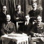 Image for the Tweet beginning: 100 lat temu rozpoczęły się