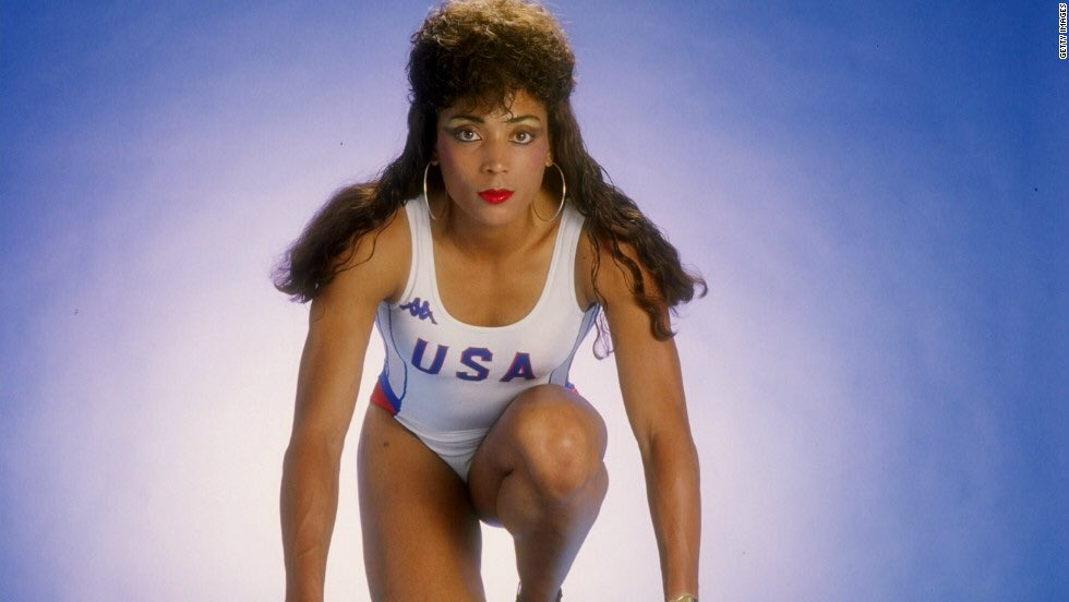 September 21, 1998 — Olympic Gold Medalist Florence Griffith Joyner passed away on this day at age 38. https://t.co/QqyrIsC2Nd