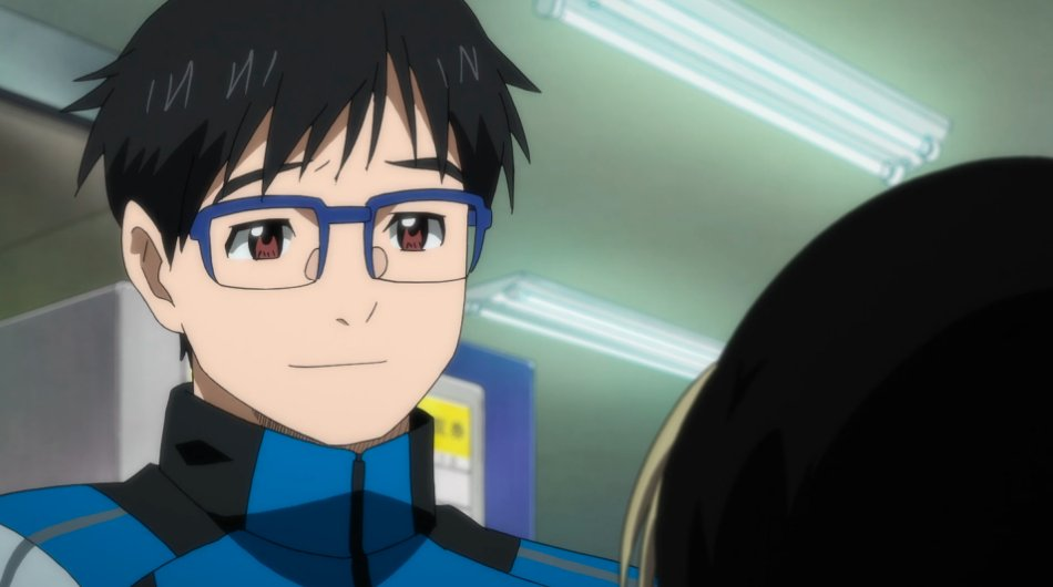 Yuuri of the Day✨9/21/2020 https://t.co/cRy341whFI
