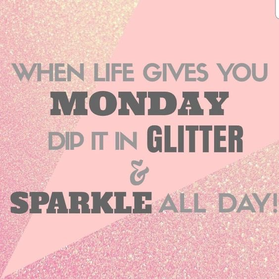@EmmaGaunt5 Happy Monday everyone! Here's to the start on a great week #MMMonday #PositiveVibes