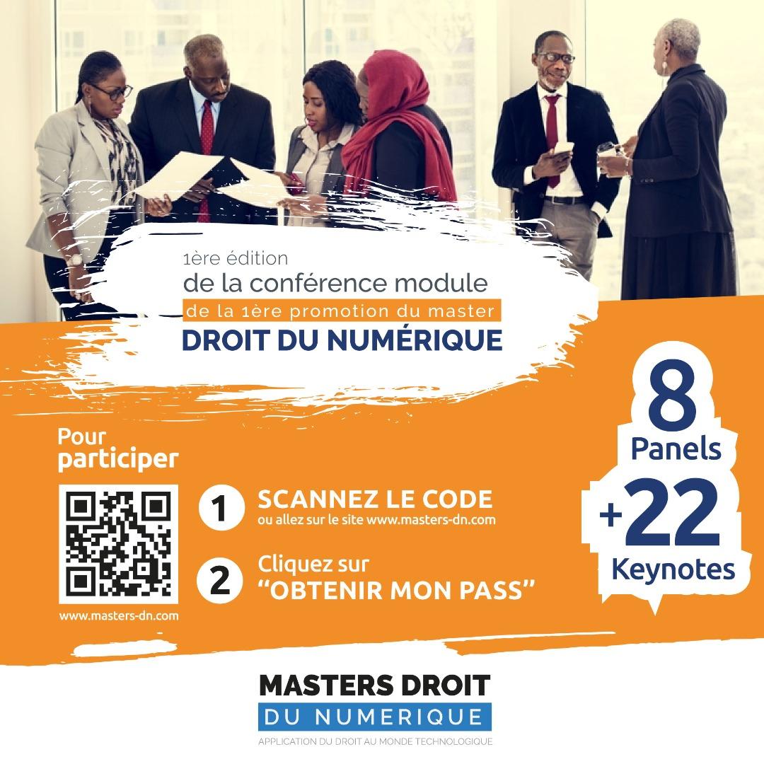 Il y a les universités d'été où on débat ! Et il y a la conférence module des Masters Droit du Numérique où on apprend ! L'unique plateforme pour s'informer et se former gratuitement avant la rentrée. https://t.co/R5D3IxZir8 Faites-en le plein ! #droitnumerique #BJMasterDN https://t.co/IcSqrOtR8G