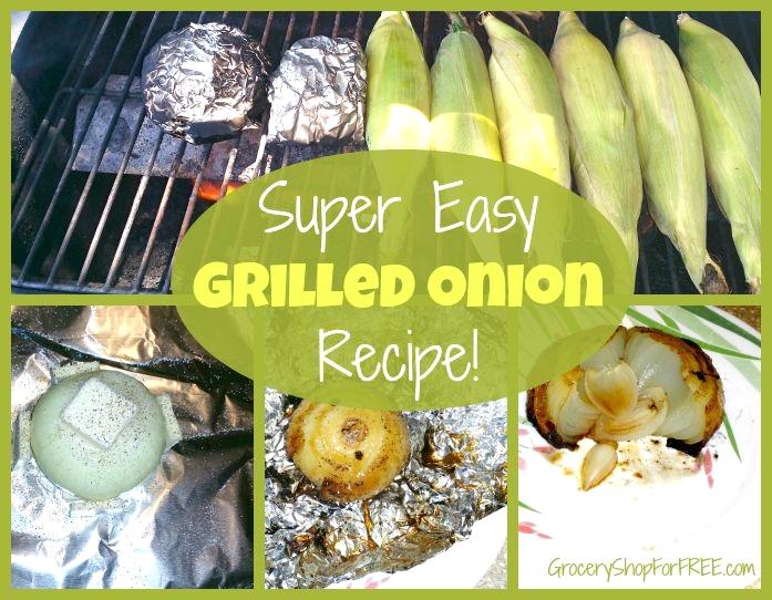 Super Easy Grilled Onion Recipe!  https://t.co/Ugu8Bolobx  #dinner #easyrecipe #yummy #grilled #recipe #food #summer https://t.co/1eY7ABR79w