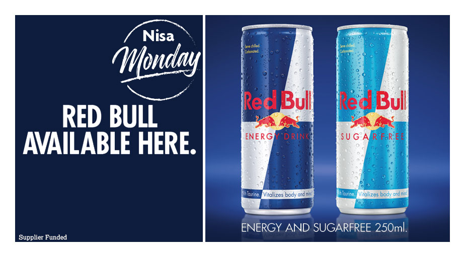 We all love a Monday morning boost! This #NisaMonday we are giving away a pack of  @redbull Energy Drink to 6 very lucky winners! RT+FOLLOW for your chance to WIN! When is your favourite time to have a Red Bull! 🥤  Closing Date: 27th September 2020 T&Cs: https://t.co/kwUNJLVK1z https://t.co/xrCO6TfB4K
