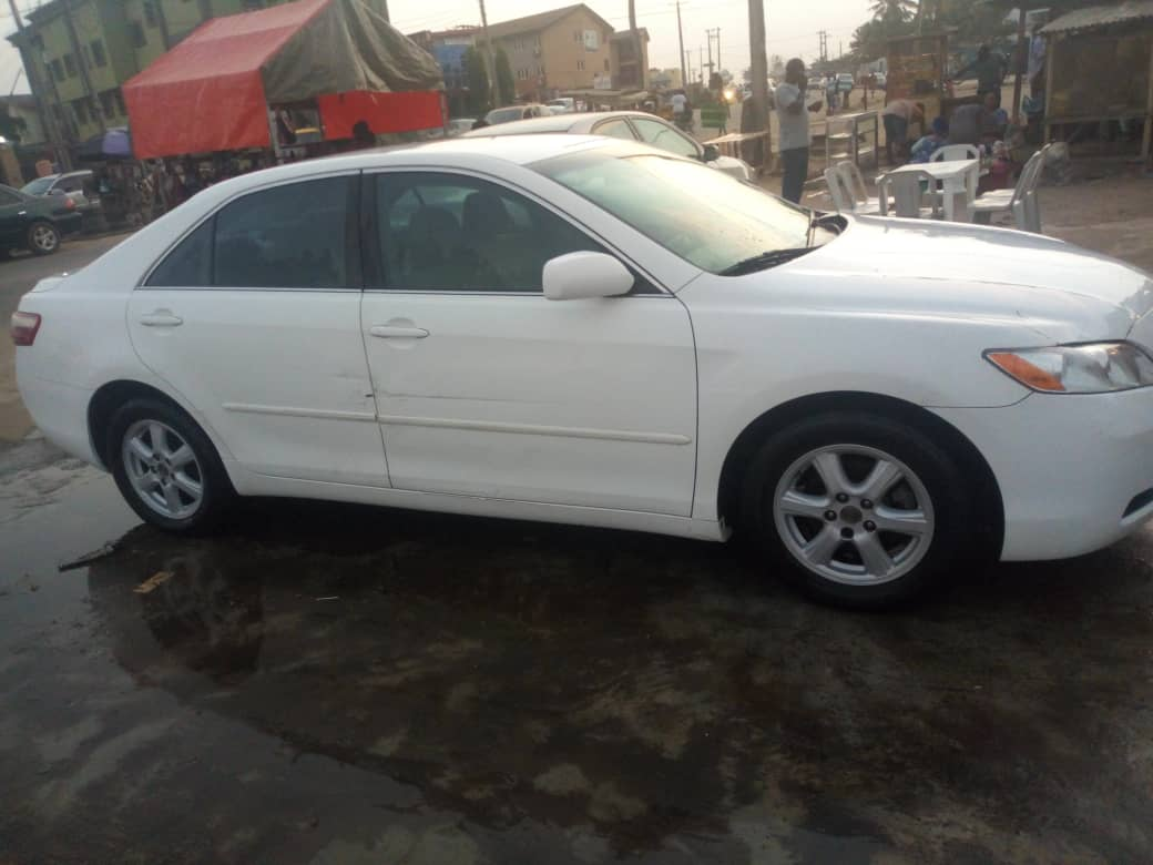 2009 Toyota Camry for sale. Lagos Cleared Lagos Located Fair Price @Gidi_Traffic @bustopsng #MondayMotivation #mondaythoughts @SyntacleNig