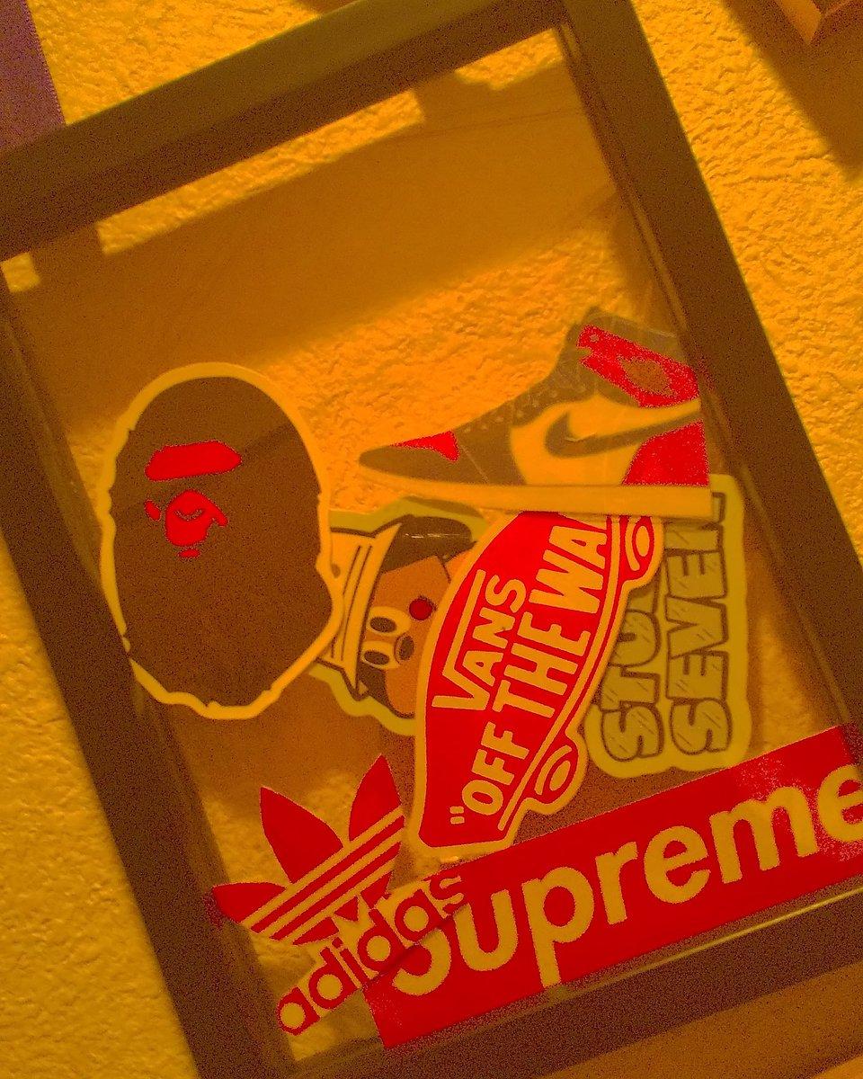 #ブランド #Supreme #APE #adidas #VANS #ジョーダン #StudioSEVEN https://t.co/E7MIQGDlmE
